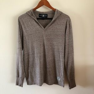 LUCKY BRAND | Long Sleeve Pullover Hoodie